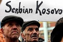 Aleksandar Mitic: Kosovo SerbBoycott
