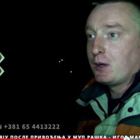 Хапшење Игора Маринковића СНП Наши – Српска полиција се ставила у службу изборног успеха ХашимаТачија!