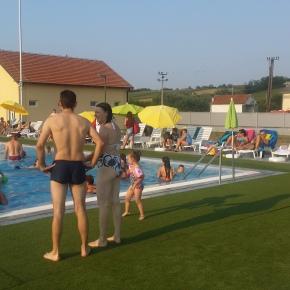Базен Владимирци, место где се очекује несрећа да би се базенобезбедио