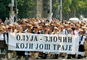 Хрвати остварују циљ! уништење срба до последњег и у томе им помаже Србија и њена издајничкавлада