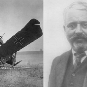 Први пут у историји авион оборио Србинтопом!