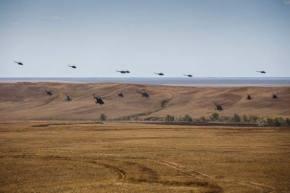 """Русија: фото-албум са гигантске војне вежбе """"Центр-2015"""""""