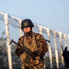 Фото-албум мађарске војске на границиСрбијом