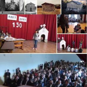 Овде је сваки камен део српске историје – Јуче, на Михољдан, школа у Великој Хочи прославила је 150 година постојања…
