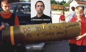 ПАРИЖАНИН: Треба да пркосимо терористима као што су Срби пркосили НАШИМбомбама