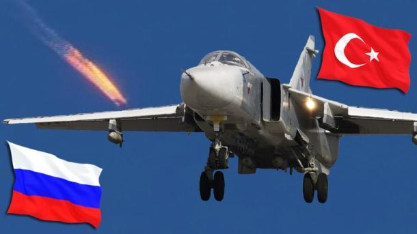 Ruski-avion-SU-24-pad-ruskog-aviona-Turska-Rusija