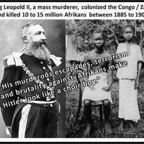 Највећи убица у историји! Леополд II од Белгије убио је 15милиона