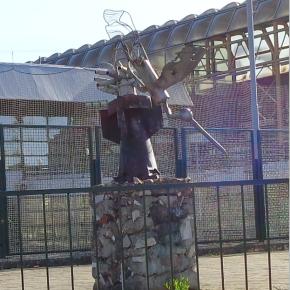 """Нови сад – 5. августа полагање венаца на споменик """"Жар птица"""" посвећен жртвама Бљеска иОлује"""