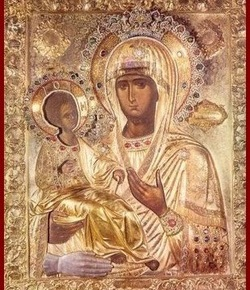 Нада Бошковић Мићић: Света Мајко,Маријо!