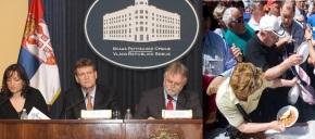 """ММФ Влади Србије: Не можемо да вам помогнемо, све док не """"скрешете пензионере"""" тако дапоцркају…"""