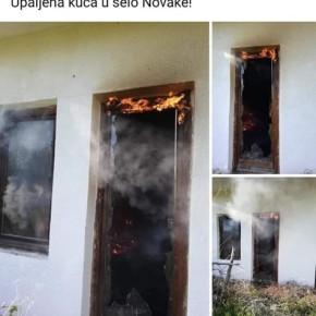 Село Новаке код Призрена- Шиптари запалили још једну србску кућу! Где је сада нашавлада?